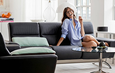 stressless you julia 3 places. Black Bedroom Furniture Sets. Home Design Ideas